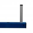 Batente Separação Braço Cantilever ancorado vista lateral